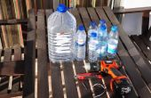 Efecto invernadero reciclado en 30 minutos