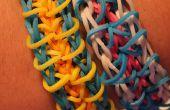 Cómo hacerlo de telar del arco iris: Zippy cadena