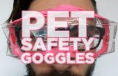 GAFAS de seguridad para mascotas