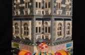 Cómo construir una pared Modular de Lego para su construcción Modular
