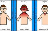 Enfermedad Go Fish - juegos para profesores de inglés (ESL)