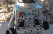 Robot de LEGO minifigura traje