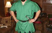 Peter Pan de Halloween 2009