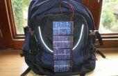 Solarizar la mochila y todos sus artilugios de energía