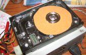 Reciclado de esmeril de disco duro por $5