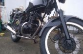 HONDA CB250RSA-T