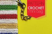 Cómo Crochet un bolso
