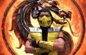 """Cómo hacer un Mortal Kombat: traje del """"Escorpión"""""""