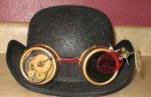 Cuero y CMV - Gafas Steampunk!