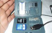 Cargador de batería de Cámara Digital USB DIY