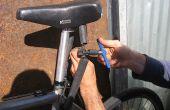 Cómo mantener tu asiento de moto de conseguir robado.