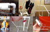 10 Hacks de la vida con el PVC #8