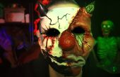 Cómo hacer una máscara de Halloween con Apoxie esculpir
