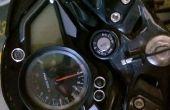 Cargador del teléfono móvil de la motocicleta