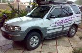 Faros LED coche deportivo DIY