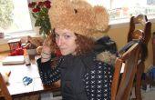 Hacer un sombrero único de un animal de peluche