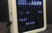 Personalizar Word Clock