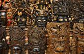 Cómo crear máscaras mayas