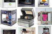 Cómo elegir, usar y mejorar una impresora 3D