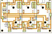 3 ejes EasyDriver PCB