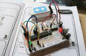 Cómo compatible con Arduino protoboard.