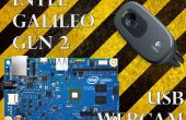 Streaming Webcam del USB con el Gen de Galileo de Intel 2
