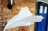 Papel Concorde que vuela