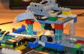 Ein frambuesa Pi Kamera basiertes Mikroskop aus Teilen LEGO