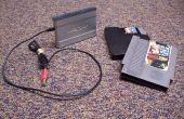 Disco duro externo NES cartucho