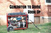 Generador fácil casa gancho para arriba