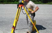 Cómo configurar una estación Total para llevar a cabo operaciones de topografía