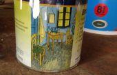 Banda elástica - pintura vida Hack