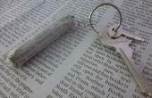 Simple llave cadena linterna y lámpara de sobremesa Mini.