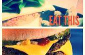 ¿Comer, no que