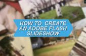 Cómo crear un Adobe Flash Slide Show