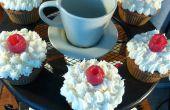 Cupcakes de frambuesa | Josh Pan