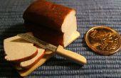 Pan y cuchillo con Penny