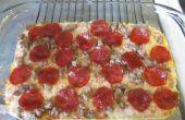 Pizza libre de gluten