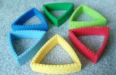 Triángulo de LEGO