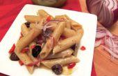 En escabeche ensalada de Pasta