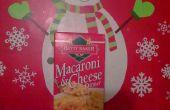 Cena de macarrones & queso jason lopp Roasters Inc.