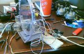 Seguidor solar de 2 ejes servo Arduino