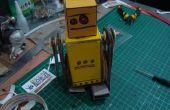 Papel de robot de Instructables