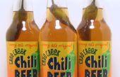 Cómo a Brew casero caliente de un Chile receta de cerveza