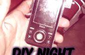 Visión de noche DIY viejo móvil