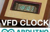 Arduino pantalla VFD reloj Tutorial - guía de VFD muestra