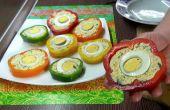 Cómo cocinar increíble PEPPEREGGS