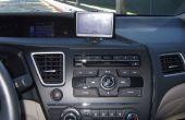 Hacer un montaje GPS spiffy