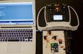 Control de Servos con Arduino y receptor/transmisor de RC