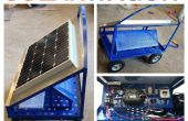 Off-the-Grid Solar carro